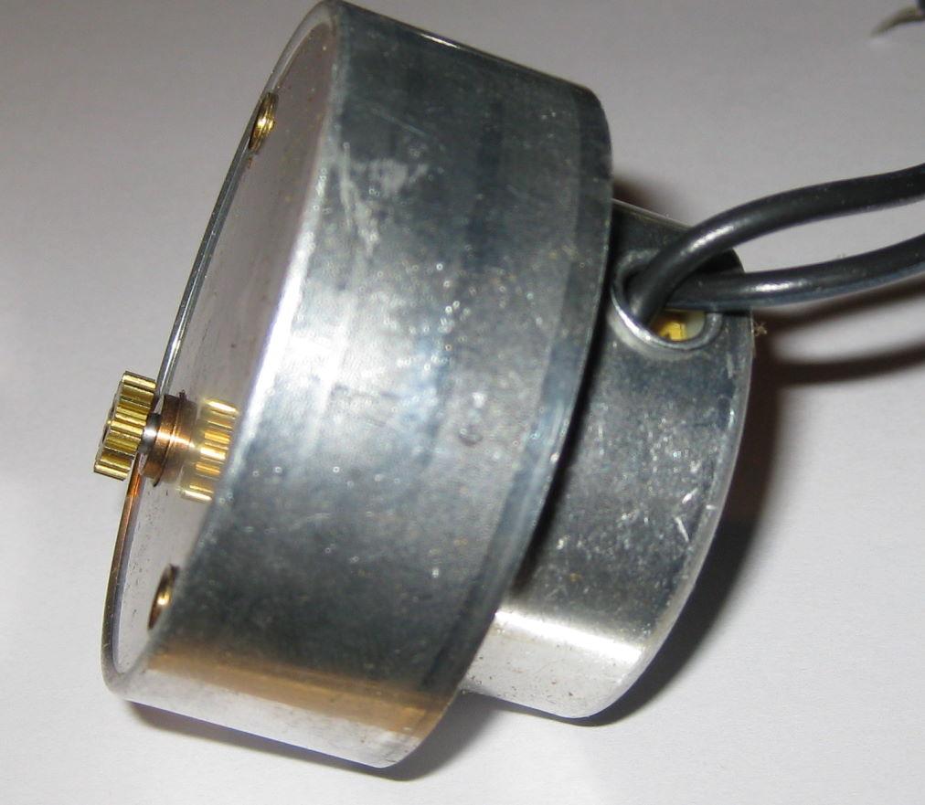 120 Vac Timer Motor 1 Rpm 60 Hz Bristol Motors 4 Watt Timer