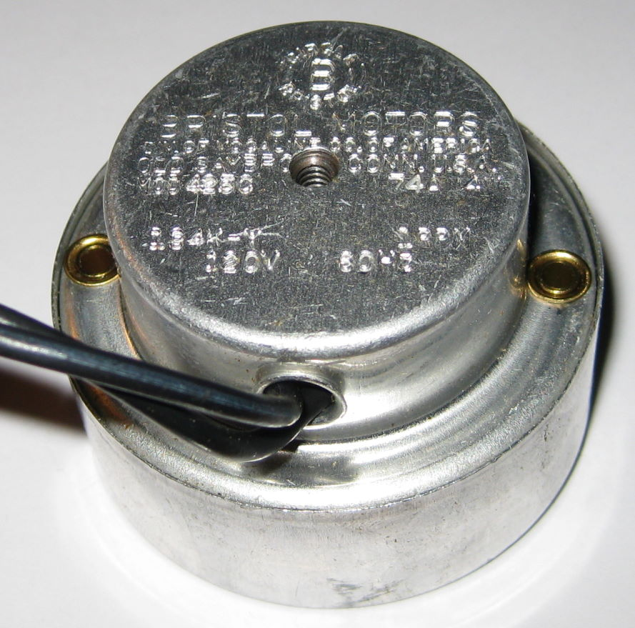 120 vac timer motor 1 rpm 60 hz bristol motors ebay for 120 rpm dc motor