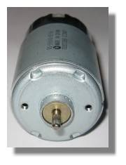 Mabuchi Rs 555 Vd 12v 13500 Rpm High Torque Motor