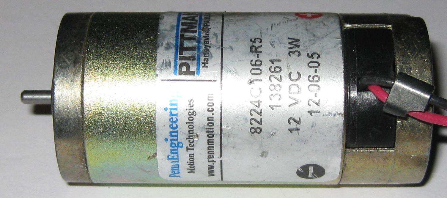 Pittman Precision Motor 3700 Rpm 12v Pittman 8224 Ebay
